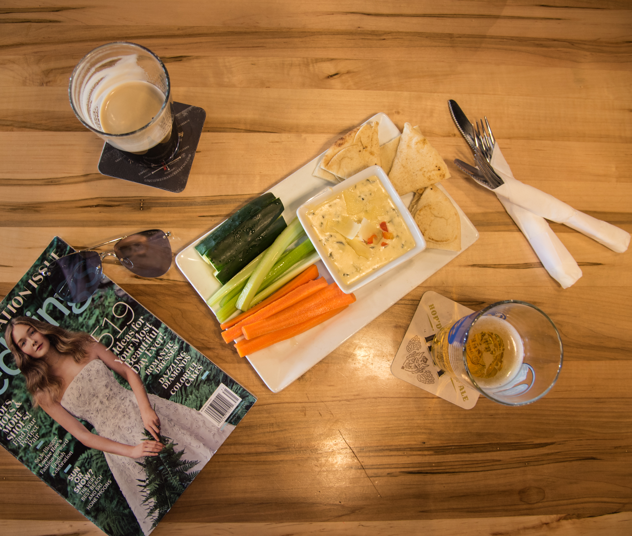 Colorado Mills Mall: Lunch At Summit House Grill And Tap