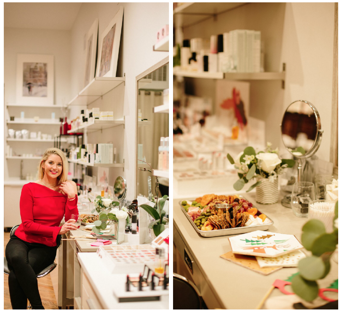 The every hostess aillea beauty holiday party and for Holiday party gift ideas for the hostess